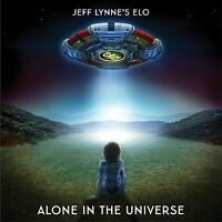 Alone In The Universe - Jeff Lynne's ELO CD Sealed ! New ! 2015 !