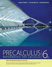 Precalculus - Mathematics for Calculus by Lothar Redlin, James Stewart and Sale…