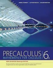 Precalculus - Mathematics for Calculus by Lothar Redlin, James Stewart and Salee
