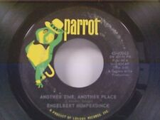 "ENGELBERT HUMPERDINCK ""ANOTHER TIME ANOTHER PLACE / YOU'RE THE WINDOW OF MY"" 45"