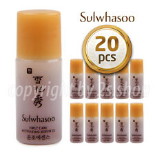 [Sulwhasoo] First Care Activating Serum Ex 4ml× 20pcs Korea Cosmetics