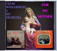 MZ 171 - Frank Wojnarowski & His Orchestra - For My Mother - POLKA CD