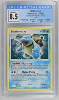 Pokémon - Blastoise 2/132 Holo CGC 8.5 with sub grades - Secret wonders - PSA