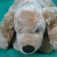 Lifelike Russ Berrie Target Collection Cocker Spaniel American Blonde Plush Dog