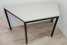 Schreibtisch Ecktisch Büro 140x60cm König & Neurath Beistelltisch TOP