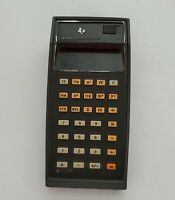 Texas Instruments SR-16 Calculator Scientific Vintage 1970s Working Condition