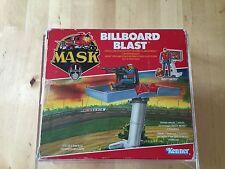 M.A.S.K 1986 BILLBOARD BLAST in box complete mask kenner