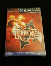Nintendo GameCube RUNE- Factory Sealed Japanese Import, US Seller