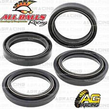 All Balls Fork Oil & Dust Seals Kit For Suzuki RM 250 1995 95 Motocross Enduro