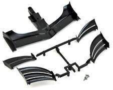 XRA371203-K XRAY X1 2018 ETS Composite Adjustable Front Wing (Black)