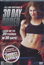 Jillian Michaels 30 Day Shred DVD NEW