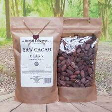 Raw Cacao Beans / Theobroma cacao L / Health Embassy