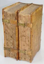 ANTONIUS FLORENTINUS SUMMA THEOLOGICA POST INKUNABEL 2 BÄNDE CLEYN LYON 1516