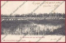 MONDINE 311 MONDARISO RISO RISAIA LAVORI AGRICOLI - VERCELLI Cartolina viag 1906