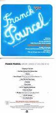 CD Franck POURCELAmour Danse et Violons N°45 (1975) - Mini LP REPLICA - 12-tr