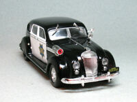 Chrysler Airflow CRS 1936 San Francisco Police Year 1/43 Scale Diecast Model Car