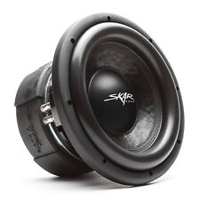 "NEW SKAR AUDIO DDX-10 D2 - 10"" 1,500 WATT DUAL 2 OHM COMPETITION CAR SUBWOOFER"