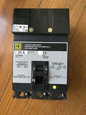Square D Circuit Breaker (See Pictures for Information)