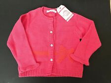 Baby Girl's Weekend A La Mer Pink Cardigan Age 23 Months BNWT