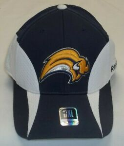 NHL Buffalo Sabres Pro Shape Flex Hat By Reebok - Size L/XL - New