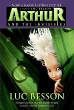 Arthur and the Invisibles Movie Tie-in Edition, Besson, Luc, Very Good Book