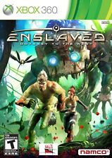 Enslaved Odyssey to the West Xbox 360 BRAND NEW SEALED
