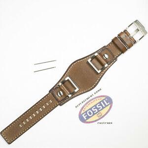 ORIGINAL genuine leather brown band Fossil JR1157