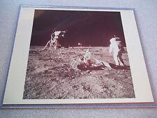 Apollo 11 Vintage NASA Photo - Buzz Aldrin on Luner Surface (2)