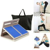 Slant Board Calf Stretcher Incline Stretching Board Ankle Therapy Stretch Wedge