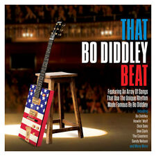 That Bo Diddley Beat - 40 Various 2CD NEW/SEALED