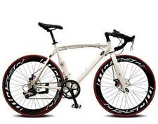 Road Bike Cycling 7-speed 26 inch/700 cc 60mm Shimano TX 30 Double disc brake.