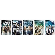 Hawaii Five-O 2010 Complete Season Pack 1 2 3 4 5 DVD Set Collection Series Show