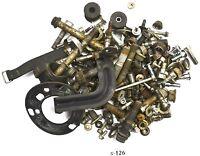 Triumph T 509 Speed Triple 955i - Schrauben Reste Kleinteile
