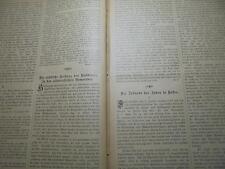 1902 Zeitung Juden 16/ Preußen / Schönlanke / Ratibor
