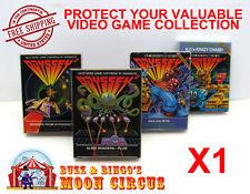 1x MAGNAVOX ODYSSEY 2 CIB GAME - CLEAR PLASTIC PROTECTIVE BOX PROTECTOR SLEEVE