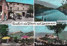 # TREVI NEL LAZIO: SORGENTE DELLA FONTE SURIA  - 1968