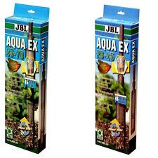 Bodenreiniger JBL Aqua EX Set 10-35 / 20-45 / 45-70 cm Mulmsauger 24 Std.Versand