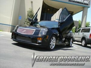 Vertical Doors - Vertical Lambo Door Kit For Cadillac CTS 2002-07 -VDCCADCTS0207