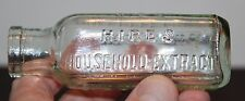 Hires Household Extract Bottle Mfg. By The Charles E. Hires Co. Philadelphia, PA