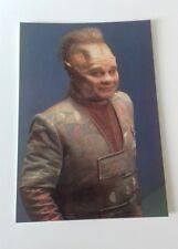 "STAR TREK - Neelix Ethan Phillips Voyager 6""X4"" Postcard Lot 4 Star Trek Pic"