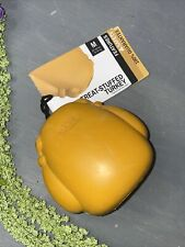 New listing Bark Super Chewer Dog Toys Treat Dispenser Stuffed Turkey Scented Rubber ~ Nwt