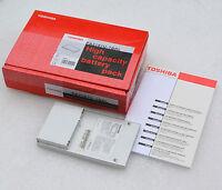 AKKU ACCU TOSHIBA POCKET PC e740 e750 e755 PA3197U-1BRL BATTERY NEW NEU
