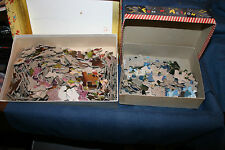 2 Jig saw Puzzles out of boxes unknown pictures one is a Guild