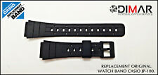 REPLACEMENT ORIGINAL  WATCH BAND CASIO JP-100.