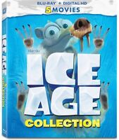 Ice Age Collection (5 Movies) [New Blu-ray] Boxed Set