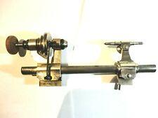 BOLEY  Watchmakers Lathe 8 mm*