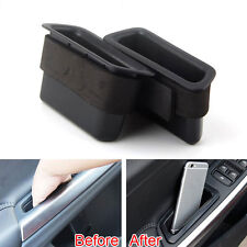 Front Side Door Armrest Storage Box Case Phone Holder Container For XC60 2014-16