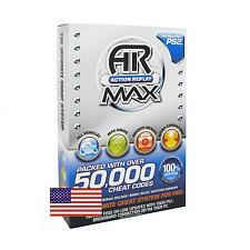 PS2 Action Replay Max (para uso en consolas de Estados Unidos-NTSC EE. UU.)