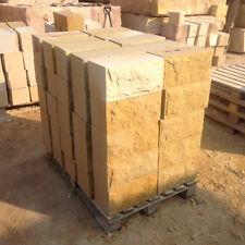 Sandstein Trockenmauerstein  MAUERSTEINE Preis für 1 Block 20x20x40