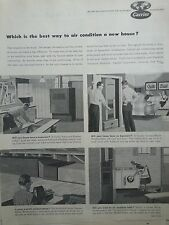1967 Carrier Air Conditioning How Long Will Yours Last Original Ad
